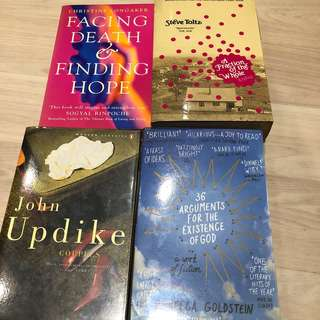 Preloved Book Sale!!!