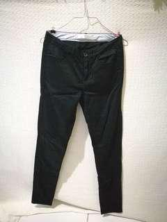 Giordano Black Pants