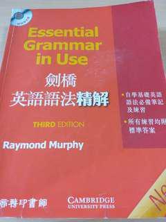 劍橋英語語法精解