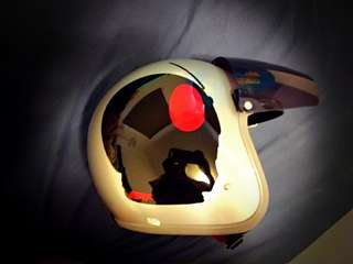 幪面超人1號頭盔