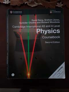 Physics A and AS Level Second Edition