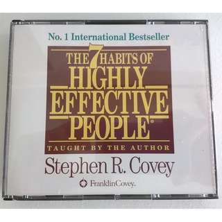 7 Habits of Highly Effective People (Audio CD Tracks)