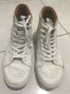 Vans Hi Sneaker White