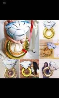 Proposal Ring Balloon Big Size
