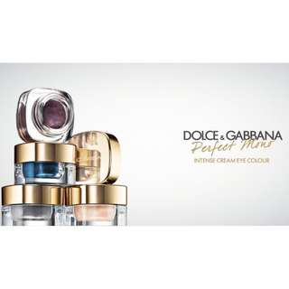 Dolce & Gabbana Perfect Mono Cream Eye Colour / Eyeshadow