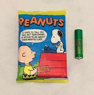 Snoopy peanuts  紙巾(絶版)