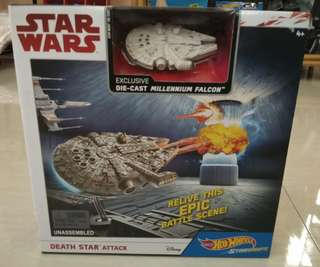 Starwars Death Star Attack