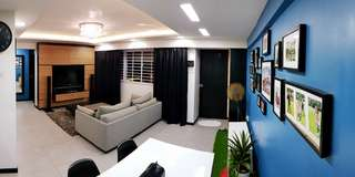 4 room HDB Flat at Woodlands St 31