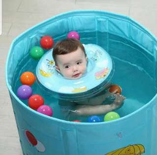 Preloved indoor swimming pool for infants