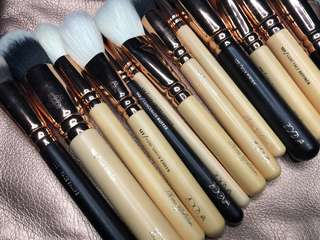 🚚 Makeup brushes - Zoeva, Sigma, Real techniques, Tarte