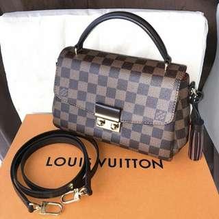 AUTH Louis Vuitton Croisette