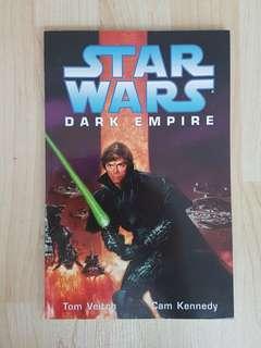 Dark Horse Star Wars Dark Empire TPB Near Mint Condition