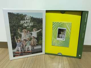 bts2017summer package