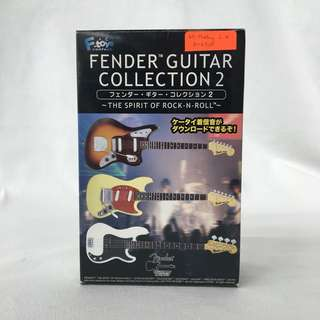 Fender Guitar Collection Japan Made
