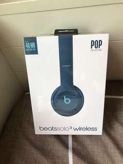 [BRAND NEW SEALED] Beats Solo3 Wireless On-Ear Headphones
