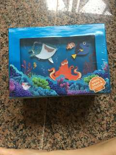 Ocean adventure stationery set