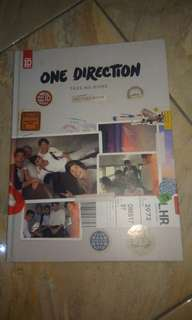 One Direction - Take Me Home Album (CD + Picture Book)