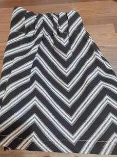 🚚 黑白花紋褲