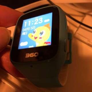 🈹 兒童智能手錶 360 巴迪龍 5C(藍色)