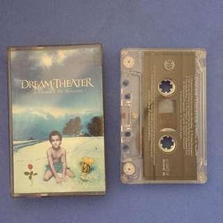 Dream Theater - A Change of Season