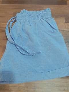 🚚 水藍褲