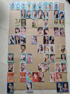 (WTS/WTT) Twice Summer Nights Photocards
