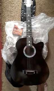 Gitar akustik home made