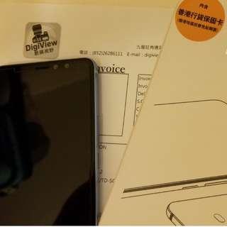 """3月才買新機一樣香港行貨HTC U11 EYEs 雙前置鏡頭 6""""芒 防水 3930mAh 銀色silver憑單十五月保養跟鋼化玻璃保護貼"""
