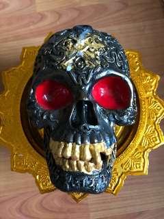 Prai Kasip (Metal skull)