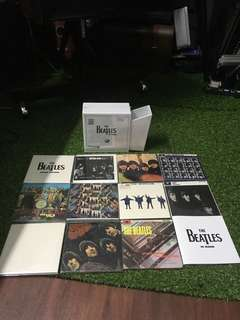Beatles in mono boxset
