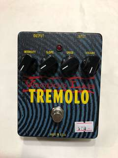 Voodoo Lab Tremolo Guitar Effects Pedal