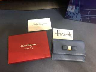 Salvatore Ferragamo Card Holder