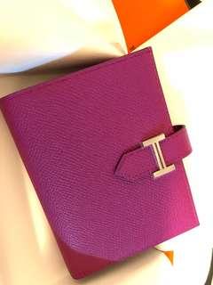 Hermes Bearn Compact Wallet not kelly lindy birkin