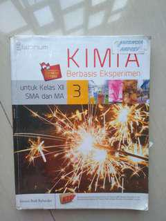 Buku cetak Kimia SMA kelas 12 / xii. Ktsp 2006