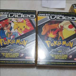 Rare Sealed GBA Games
