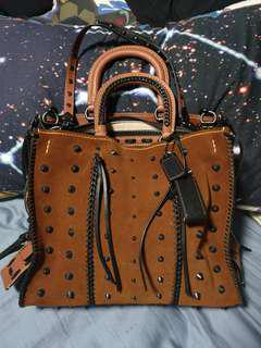 💯 Auth Coach 1941 Rogue 36 studded bag