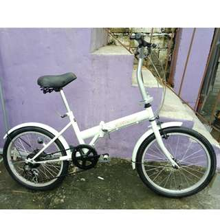 OFFROAD C. FOLDING BIKE (FREE DELIVERY AND NEGOTIABLE!)