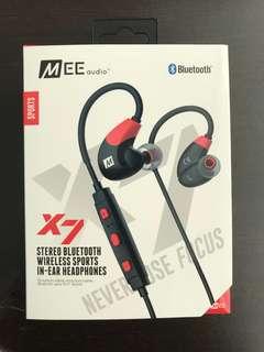 Mee Audio X7 Bluetooth Earpiece