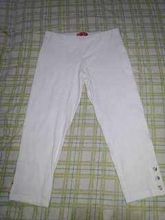 White Legging