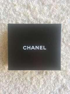 Chanel box (card holder盒)