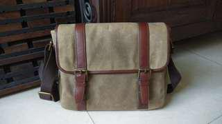 Fossil Men's Messenger Bag