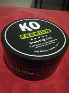 KO premium sculpting clay