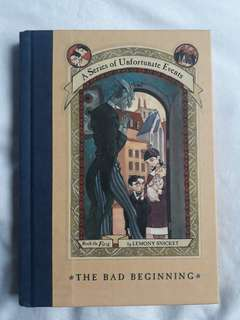 A Series of Unfortunate Events (Hard-bound)