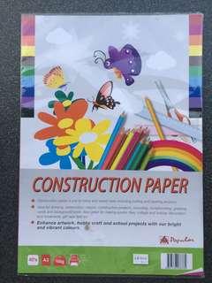 A3 Construction Paper 100gsm