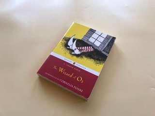 The Wizard of Oz Buku Import