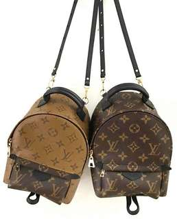 Authentic Louis Vuitton 2 way (sling&backpack)