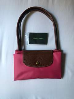 Longchamp Nylon LE PLIAGE TOTE BAG S Brand New authentic
