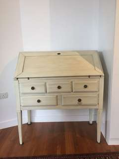 French Antique Cabinet desk