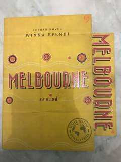 Melbourne *rewind*