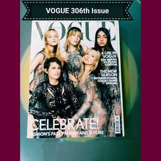VOGUE 306th ISSUE